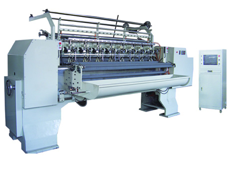 Computer quilting machine system solution