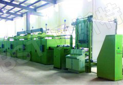 BST-LF Horizontal Stenter Heat Setting Machine
