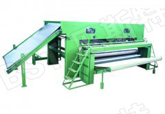 BST-PW1 Cross Lapper