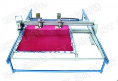 BST-6-2 Double head Computerized Quilting Machine